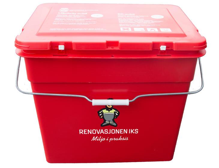 Innsamlingsutstyr Renovasjonen Iks