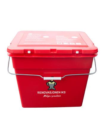 Beholder for farlig avfall