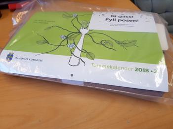 tømmekalender 2018