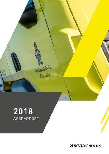 Renovasjonen IKS årsberetning 2018